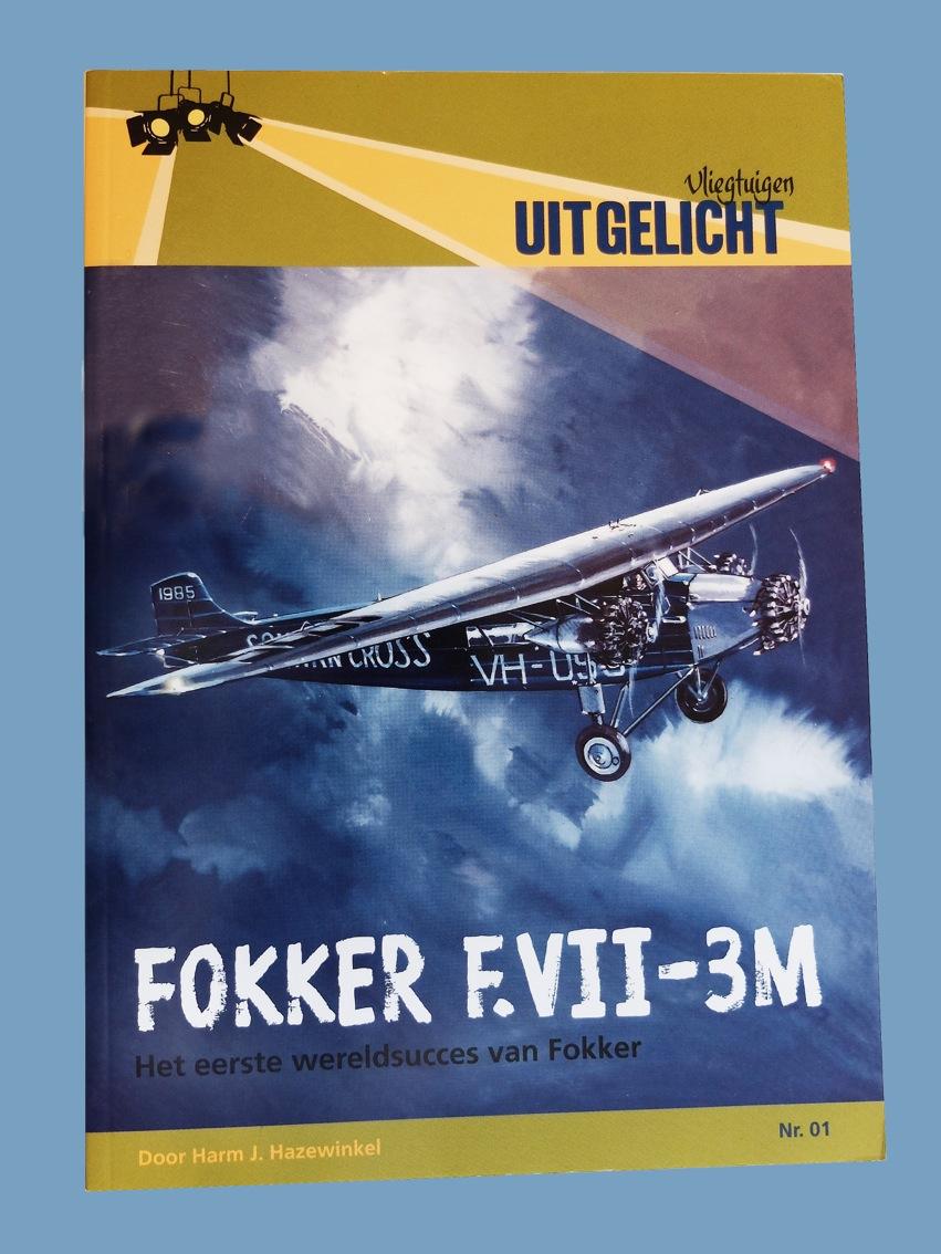 Fokker F.VII-3M uitgelicht